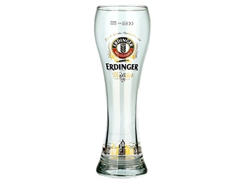 Erdinger Weissbrau XL 0.5 Liter Glass - 1 Glass (Xl Beer Glass compare prices)