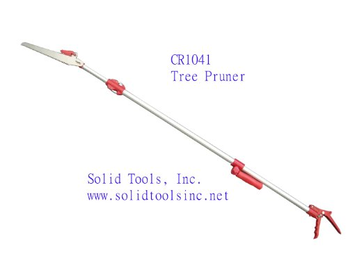 Pole Pruner and Saw