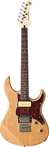Yamaha Pacifica PAC311H YNS Solid-Body Electric Guitar, Yellow Natural - Yamaha Solid Guitar