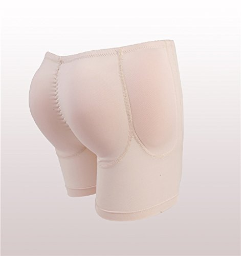 Hush by Mystiqueshapes Silicone Fake Padded Panties Brief...