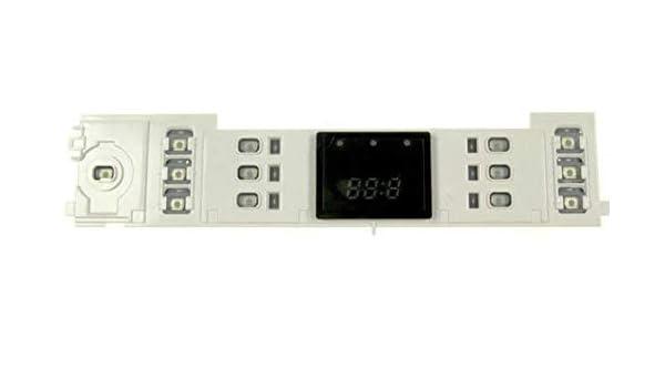 Módulo de control diadema referencia: 00797518 para lavavajillas ...