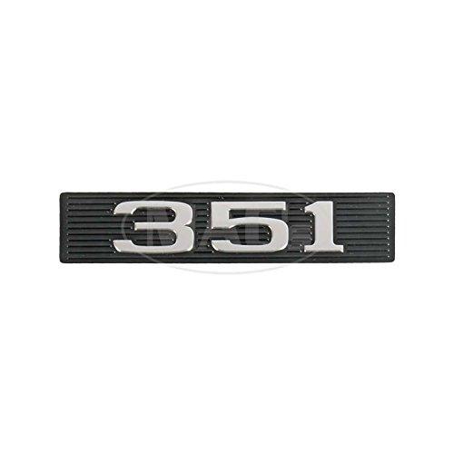 MACs Auto Parts 42-77564 Hood Emblem Insert,