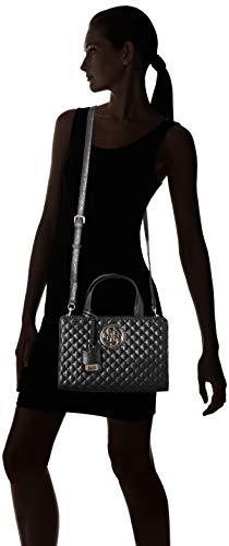 Mujer Bolsos De Negro black Gioia Y bla Shoppers Guess Hombro Z7gYC