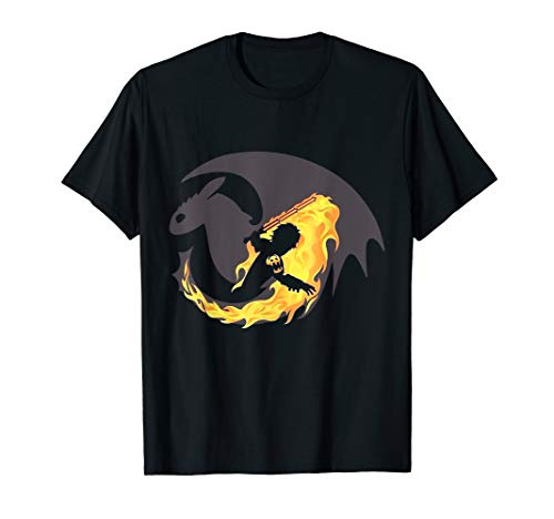 Dragon Funny Tshirt How To Train Your The Dragon