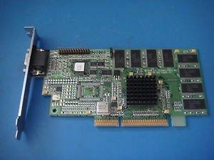 ATI 109-51800-01 16MB AGP VIDEO CARD RAGE PRO 128 WITH VGA PORT ()