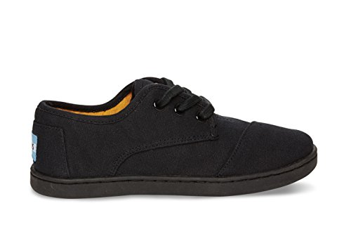 Canvas Youth Paseos 10002655-BLK (SIZE: 1D) ()