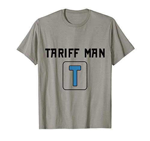 I Am Tariff Man Funny Trump T Shirt Costume Art Gifts Women T-Shirt