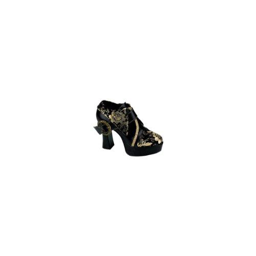 Funtasma by Pleaser Women's Exotica-60 Ankle Boot Schwarz