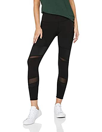 Lorna Jane Women's Shine Ultimate A/B Tight, Black, XXS