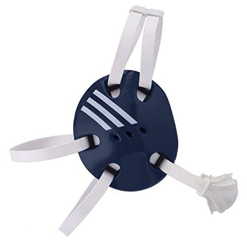 Adidas Response Wrestling Ear Guard, Color: Navy - Headgear Foam Ear Guard
