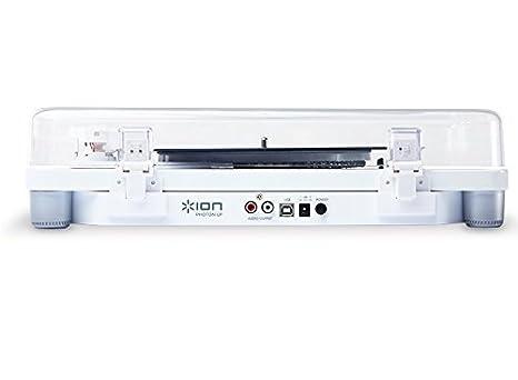 ION Photon LP - Tocadiscos de tres velocidades: Amazon.es ...