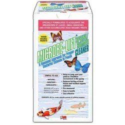 Microbe-Lift Spring/Summer Beneficial Pond Bacteria - 1 lb. with BONUS Max Ponds Magnet ()