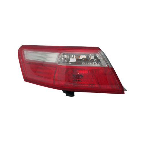 Toyota Camry Tail Lamp Assembly (TYC 11-6184-00 Toyota Camry Driver Side Replacement Tail Light Assembly)