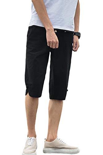 Fashion Poches Shorts Schwarz Pour De Boardshorts Lannister La Literie Couleur Avec Pantalon Unie Court Unicolore Devant Plat Garçons Vêtements Fête Hommes d1xwX