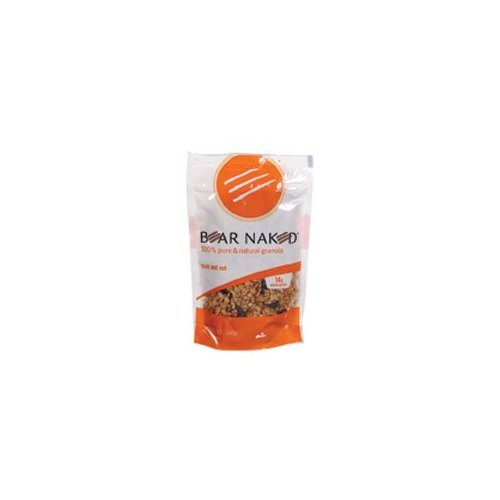 Bear Naked All Natural Granola, Fruit and Nut, 12 OZ Pouches (Pack of 48)