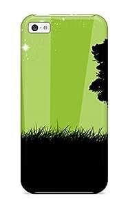 XiFu*Mei8856228K90923460 Iphone High Quality Tpu Case/ Green Case Cover For ipod touch 5XiFu*Mei