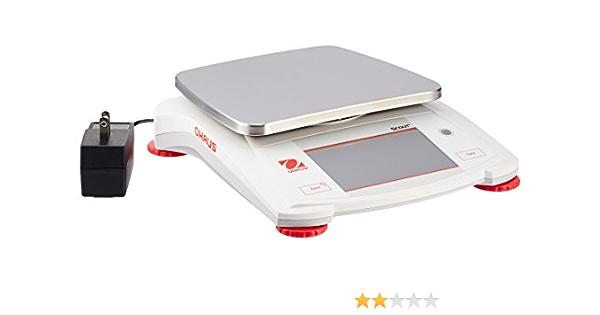 Ohaus STX222 Scout STX Portable Balance w// Touchscreen-220g Capacity