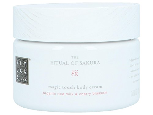 Price comparison product image Rituals The Ritual of Sakura Body Cream, 7.4 Fluid Ounce