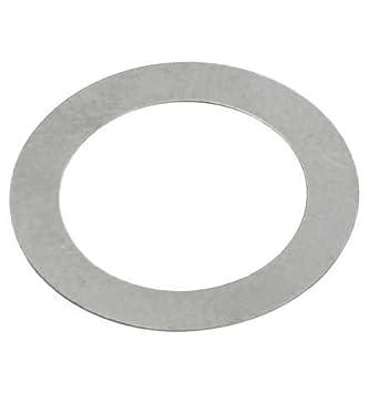 100 Stück Paßscheiben DIN 988 Stahl 15 x 21 x 0,1 Inhalt