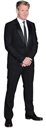 Gordon Ramsay Life Size Cutout by Celebrity Cutouts by Celebrity Cutouts