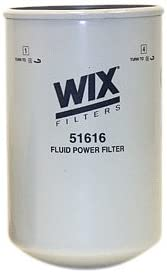 Pack of 1 51616 Heavy Duty Spin-On Hydraulic Filter WIX Filters