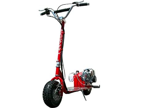 Amazon com : Scooter X 49cc Dirt Dog : Gas Powered Sports
