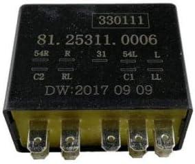 FLASHER 1994-2001 81253110006 895113000 F/ÜR MANN LKW