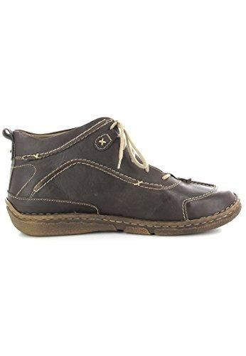 Josef Seibel Nikki - Zapatillas altas, color: Moro Braun - Braun - braun