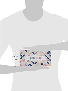 168 paquetes Presto Pa/ñuelos de 4 capas Marca 168 x 10 pa/ñuelos