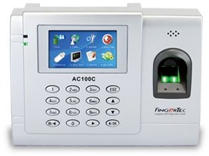 (Fingertec Biometric Time and Attendance System)