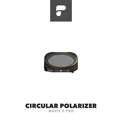 PolarPro Filters Mavic 2 CP Circular Polarizer - Single Filter (Mavic 2 Pro only) ()