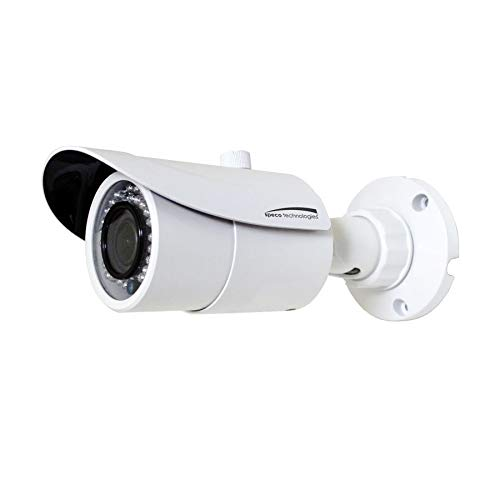Speco SPC-O2VLB6 Technologies O2Vlb6 2Mp Outdoor Network Bullet Camera, White