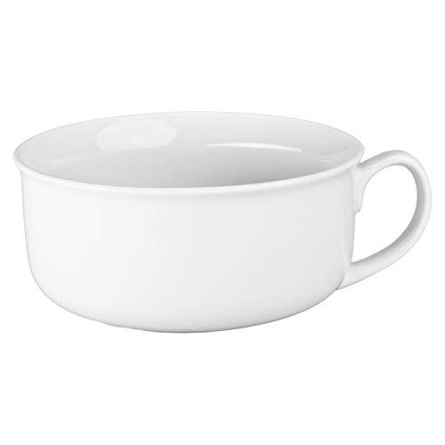 BIA Cordon Bleu 900442S4SIOC Serveware Porcelain Soup Bowls One Size White