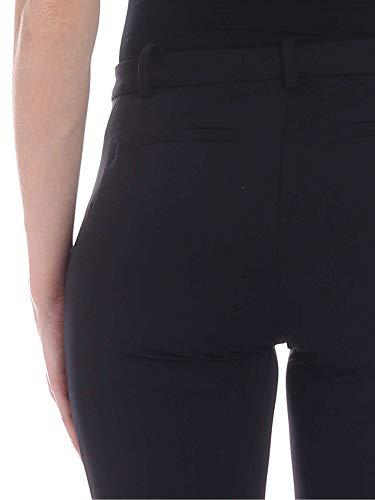 1g140p6151z99 Mujer Pinko Pantalón Negro Viscosa qOw45T5