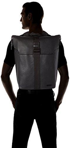 Calvin Klein Jeans Ryder Backpack, Portés Dos Homme, Noir (Black), 15 EU