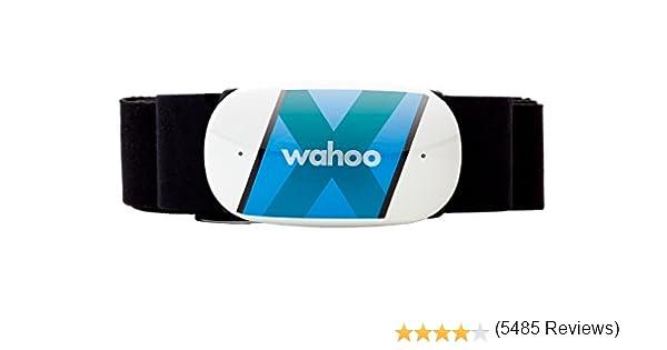 Wahoo Fitness TICKR X Monitor de Frecuencia Cardíaca con Memoria ...