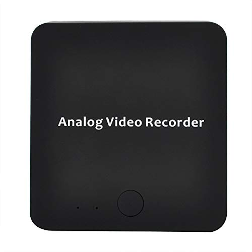 ILS - EZCAP272 HD Analog Video Audio Recorder Box Capture for Gaming System VHS VCR DVD Players DVR Camcorders Hi8 -  ILS I LOVE SHOPPING, 1436891