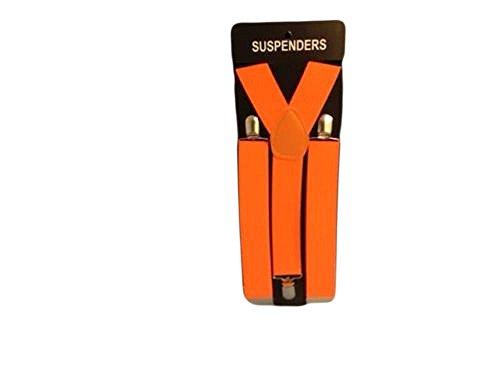 35 unisex ancho ajustable Tirantes de color el ajustable de de para hombre mm xSxIqgd