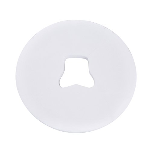Best price Anself 100pcs/bag Beauty Salon Face Pad Bed Table Hole Cover Spa Massage Disposable Breathing