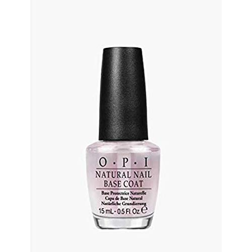 OPI Nail Lacquer Base Coat, Natural Nail, 0.5 fl. oz.