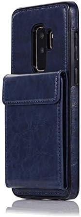 iPhone 7 Plus プラス PUレザー ケース, 手帳型 ケース 本革 高級 ビジネス スマートフォンカバー カバー収納 財布 手帳型ケース iPhone アイフォン 7 Plus プラス レザーケース
