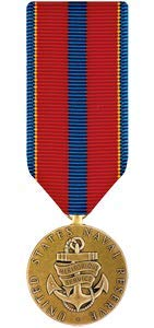 (Medals of America Naval Reserve Meritorious Service Medal Miniature Bronze)