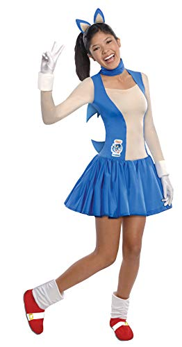 Sonic The Hedgehog Dress