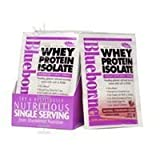 Whey Protien Isolate (Strawberry) 2lbs 3-Pack