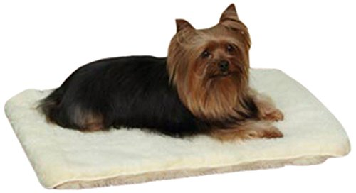 Slumber Pet Double-Sided Sherpa Mats  -  Versatile and Comfortable Mats for Dogs and Cats - X-Small, ()