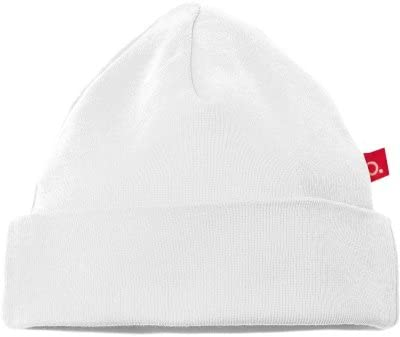 Gorro recién nacido algodón Limo Basics. Color Blanco. Talla 0/0 meses: Amazon.es: Bebé
