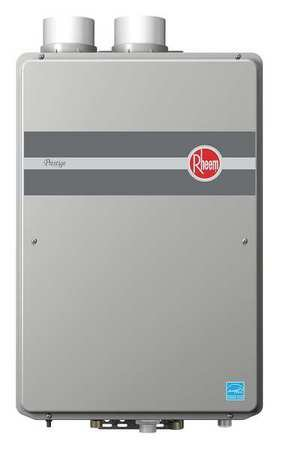 Natural Gas Tankless Water Heater 11000-199900 BtuH, 3/4''
