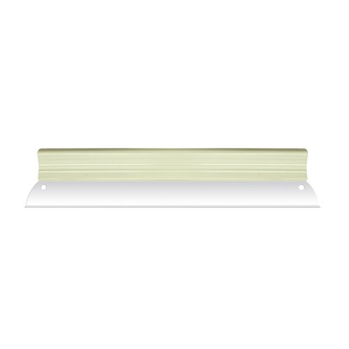 Water Blade, T-Bar Waterblade Super Flex and Soft for All Kinds of Vehicle (11 inch White)