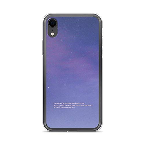 Lil Stars - iPhone XR Pure Clear Case Cases Cover Lil Peep - Star Shopping
