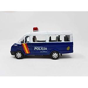 PLAYJOCS Furgón Policía Nacional GT-3542 14
